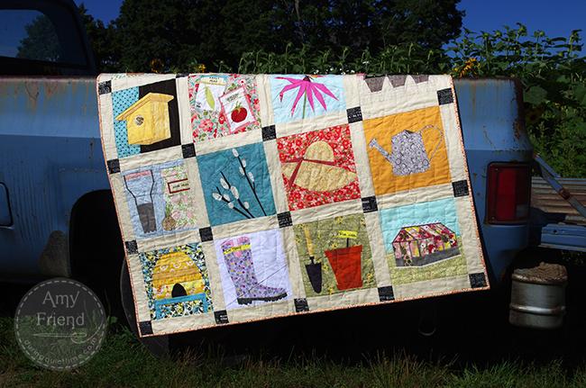 garden quilt 1
