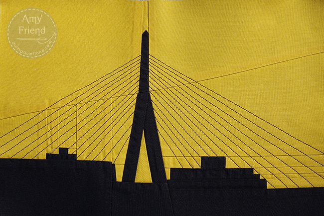 zakim bridge block
