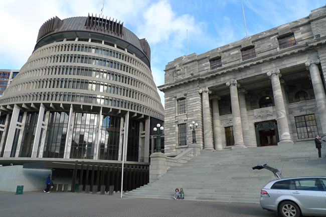 Photo 1 parliament buildings