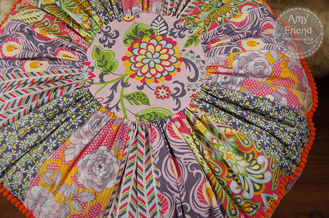 Bohemian Pillow Detail