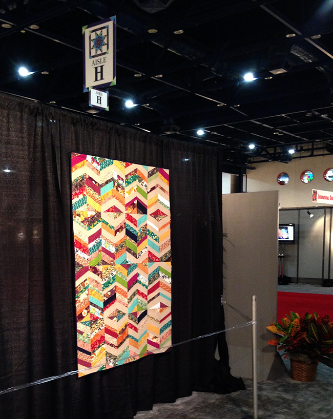 Modern Quilt Guild Showcase 1