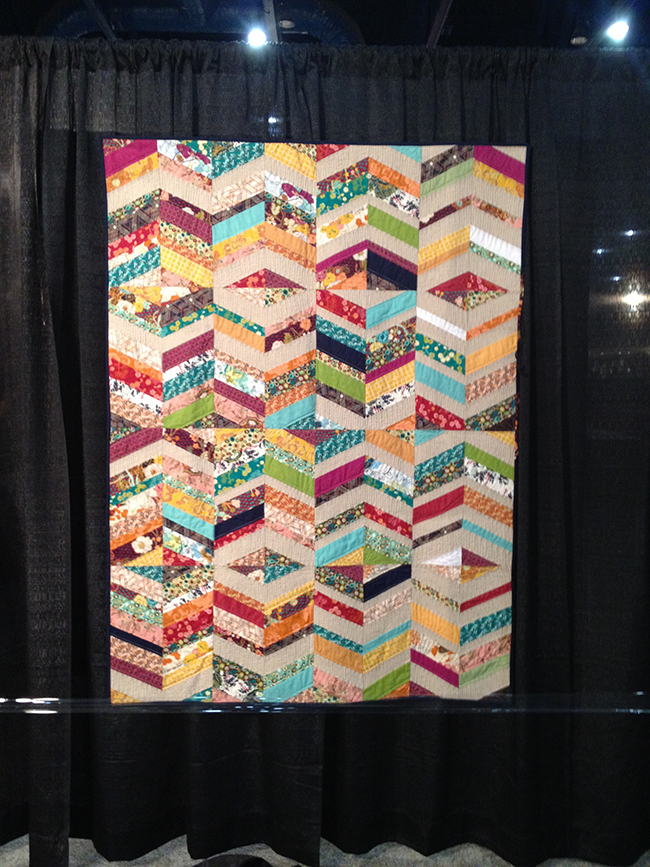 Modern Quilt Guild Showcase 2