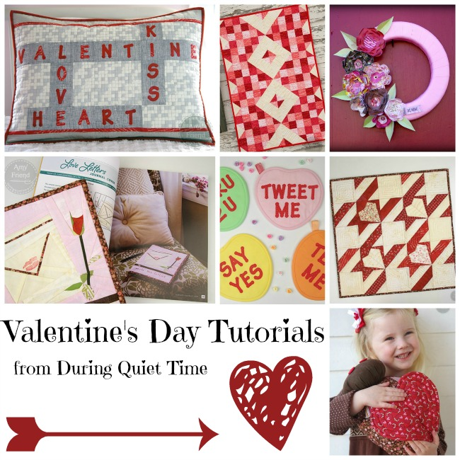 Valentine's Day tutorials