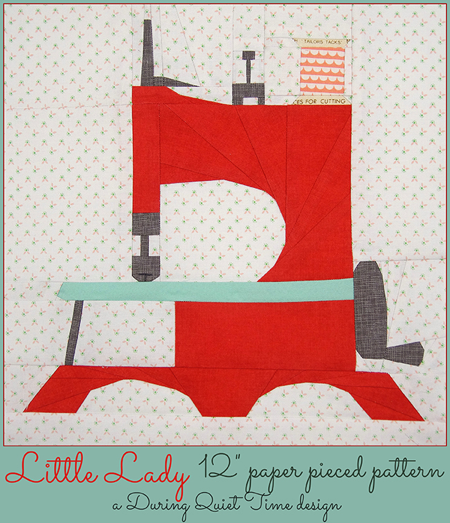 Little Lady Pattern by Amy Friend