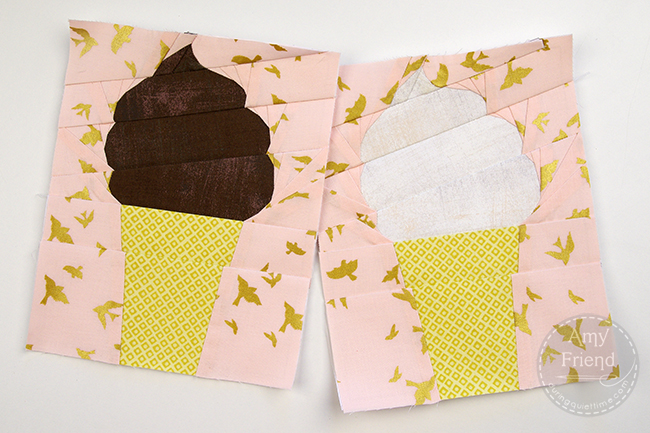 Soft Serve Ice Cream Cones by Amy Friend