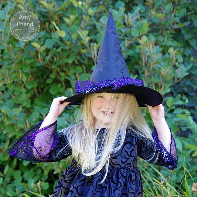 Witch Costume by Amy Friend