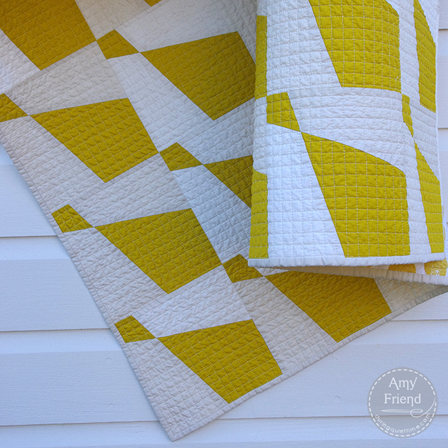 Haberdashery Quilt by Amy Friend