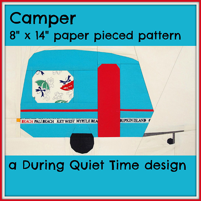 Camper by Amy Friend