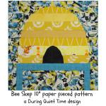 Bee Skep Coverc
