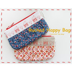 Ruched Happy Bag coverc