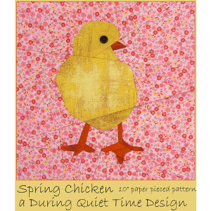 Spring Chicken coverc