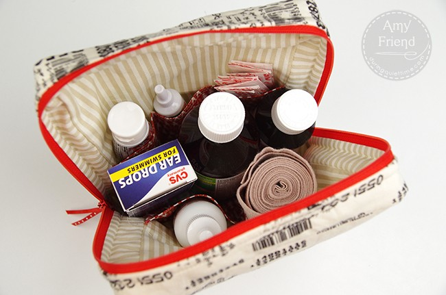 First Aid Kit by Amy Friend