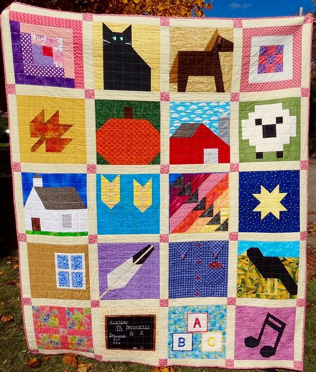 Gianna's quilt