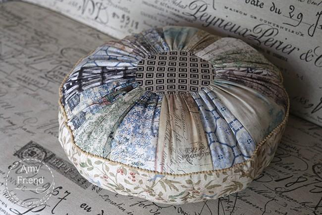 Bohemian Pillow by Amy Friend