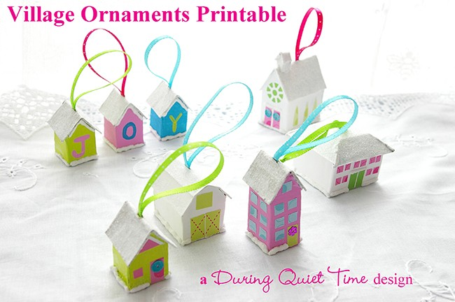 2010-11-14 village ornaments printableb