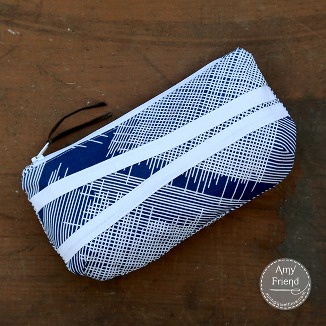 Inn Street Clutch by Amy Friend