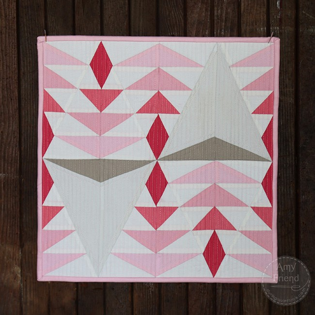 Quilt It Modern Mini by Amy Friend