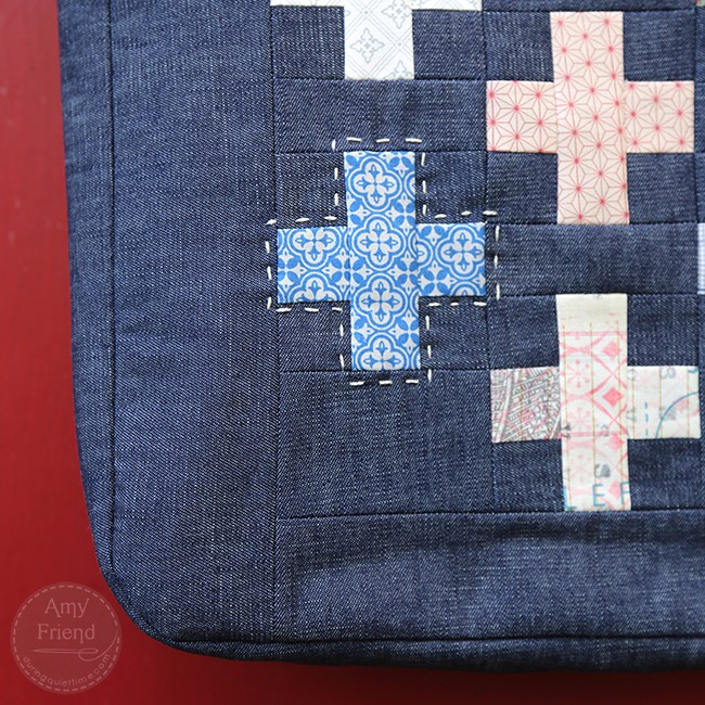 Correspondence Tote by Amy Friend