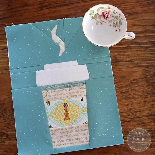 Mrs. Kim's Coffee Cup by Amy Friend