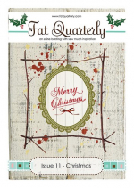<h5>Fat Quarterly Issue 11</h5><p>My Snowflake is found in this issue. It's also in my Pattern Shop.                                                                                                      </p>
