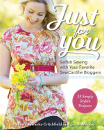 <h5>Just For You</h5><p>I have a fun change purse pattern in this book.                                                                                                                                                                                                            </p>