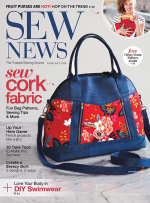<h5>Sew News June/July 2018</h5><p>My Easy Squeezy table runner can be found in this magazine.                                                                                                      </p>