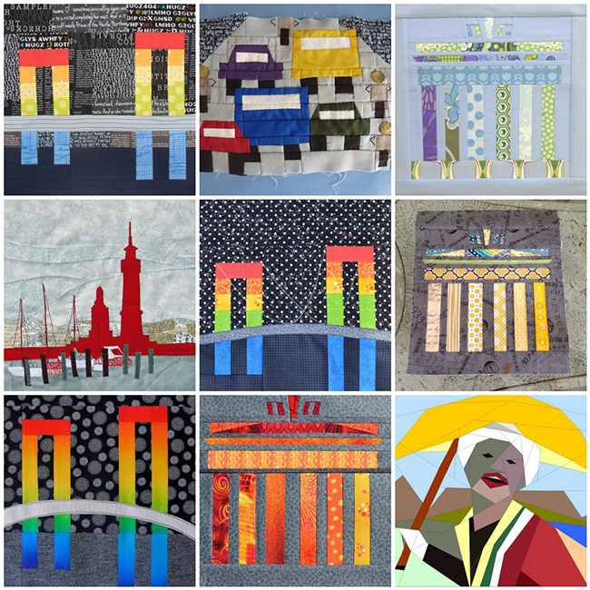 Big City Girl mosaic
