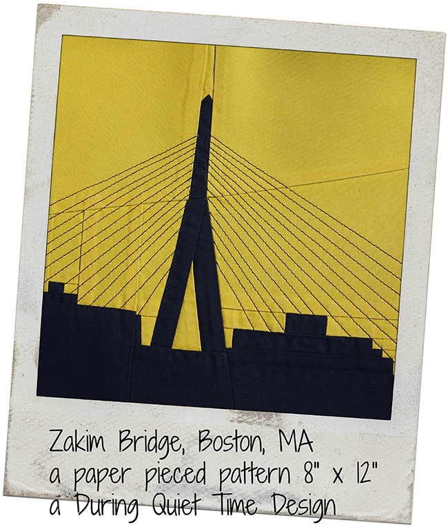 Zakim Bridge coverb