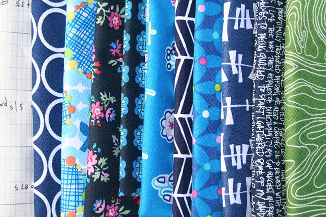 Photo 4 fabrics