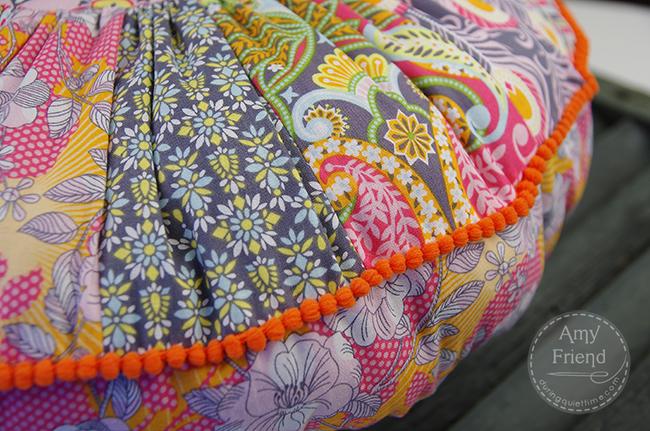 Bohemian Pillow Detail 2