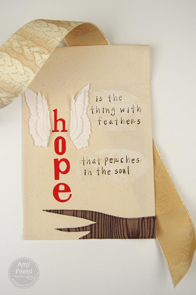 Banner for Hope