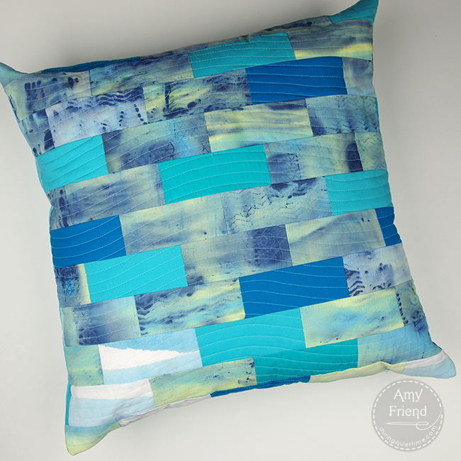 PTO Auction Pillow