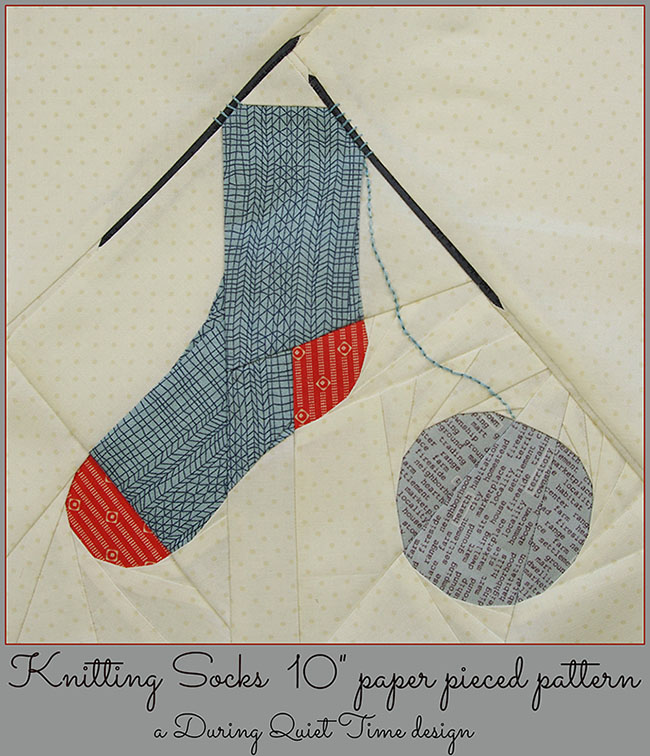 Knitting Socks by Amy Friend