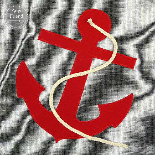 Nautical Applique