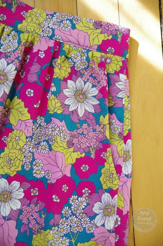 Everyday Skirt detail