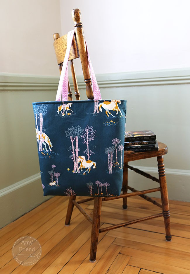 Fantasia Book Bag by Amy Friend