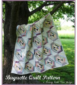 Amy Friend MAGIC SPARK Quilt Pattern By
