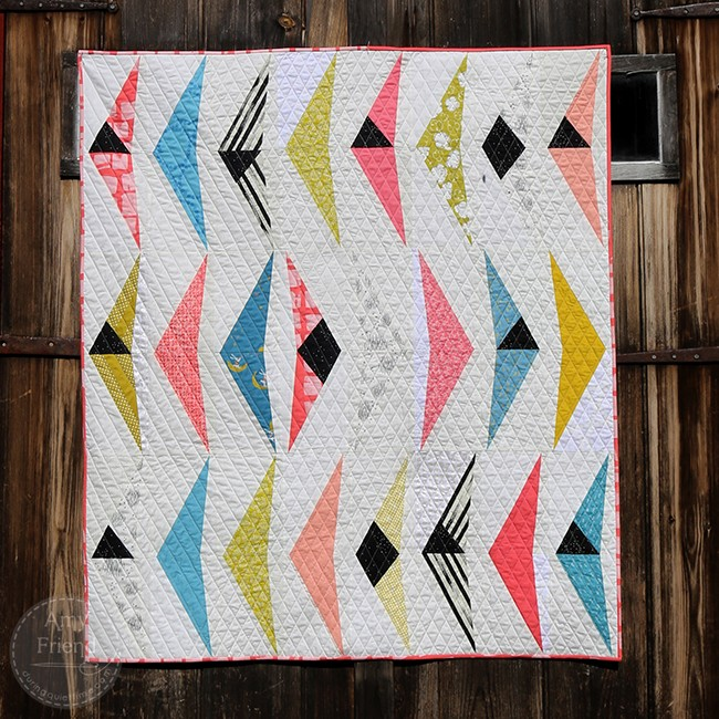 Wings Quilt by Amy Friend
