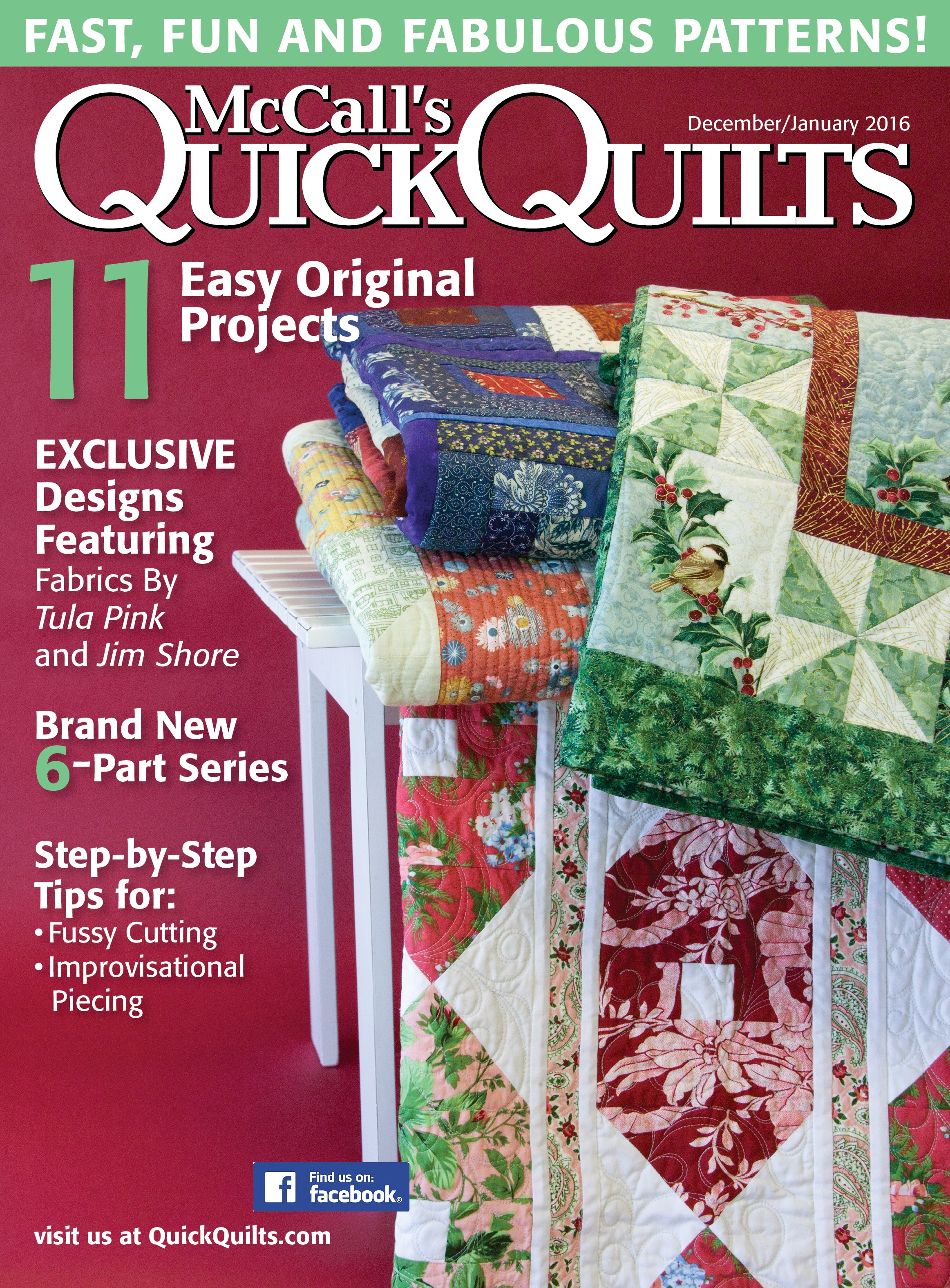 quilt the purchased and quilts s mccall star kisses of copies december be february stores immediately pattern print mccalls digital quick will feature way can woodberry in march