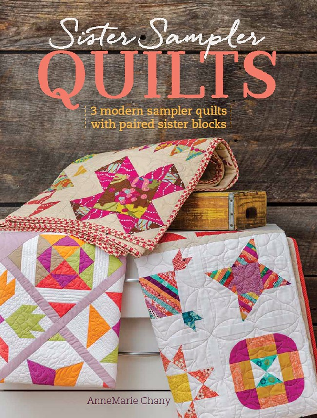 Sister Sampler Quilts Book Cover-1