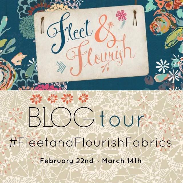 Fleet and Flourish Blog Hop