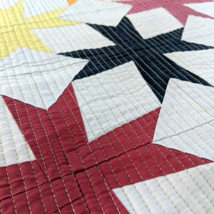 quilting detail by Amy Friend